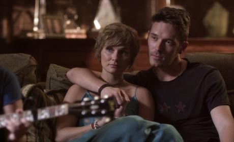 Scarlett and Gunnar, together again - Nashville Season 5 Episode 2