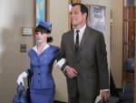 Pan Am Season Finale Scene