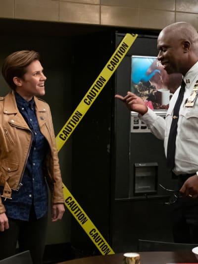 The Real Jocelyn - Brooklyn Nine-Nine Season 6 Episode 11