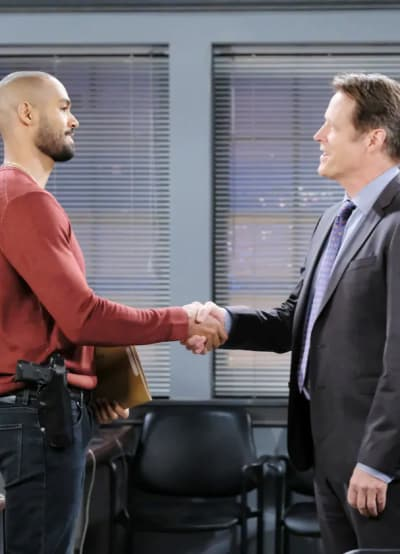 Eli Takes the Promotion - Days of Our Lives