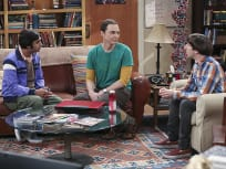 The Big Bang Theory Season 9 Episode 8