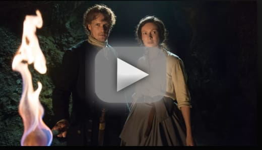 Outlander on Instagram: A look back at the making of the