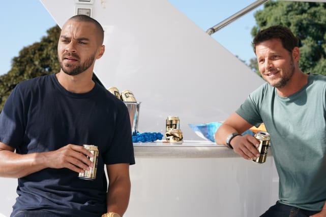 Beers and Bros - Grey's Anatomy Season 14 Episode 6
