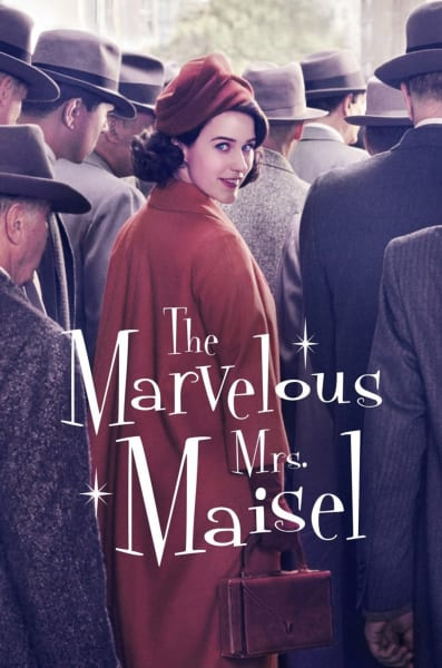 Marvelous Mrs. Maisel Season 1 Poster