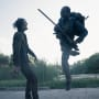 I Know Kung Fu! - Fear the Walking Dead Season 4 Episode 16