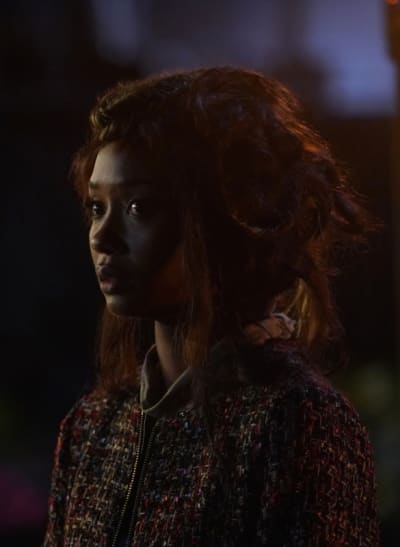 Priya in Sanctum  - The 100 Season 6 Episode 12