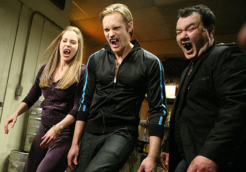 Pam, Eric and Chow