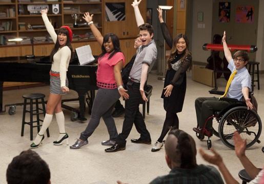 Glee Season Finale Photo