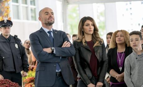 Concerned Partners - Arrow Season 6 Episode 7