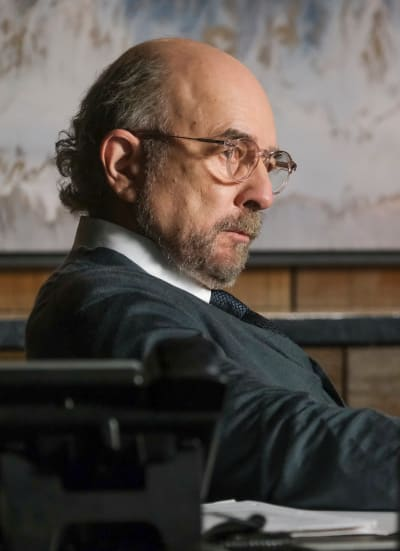 Glassman is Back - The Good Doctor Season 4 Episode 8