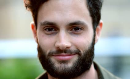 Penn Badgley Really Looks Like This Now