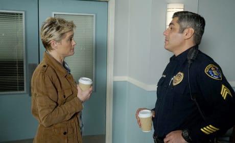 Coffee Between Friends - The Fosters Season 4 Episode 17