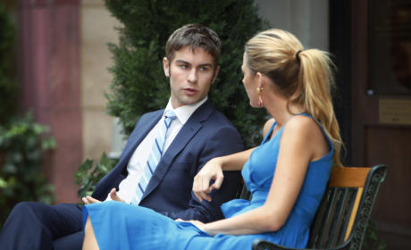 Nate and Serena Pic