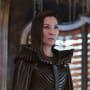 Georgiou in Black - Star Trek: Discovery Season 2 Episode 3