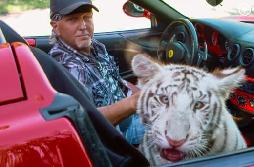 Jeff Lowe on Tiger King
