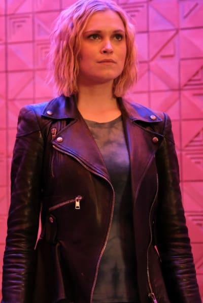 Clarke Heads To The Last War - The 100 Season 7 Episode 16