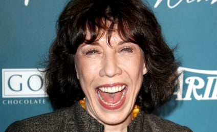 Lily Tomlin: Cast on NCIS!