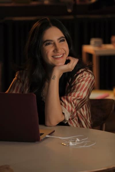 Adena All Smiles - The Bold Type Season 2 Episode 3