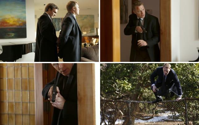 Ressler under arrest the blacklist season 4 episode 19