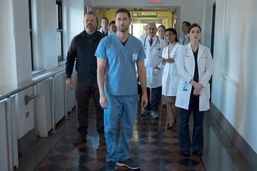 It Takes Everyone - New Amsterdam Season 1 Episode 4