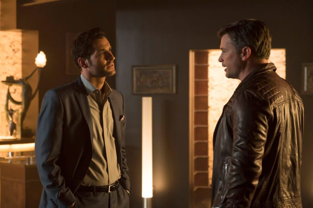 Lucifer and Marcus Season 3 Episode 2