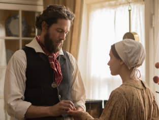 Grace and Jeremiah - Alias Grace Season 1 Episode 2