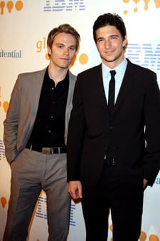 Jake Silvermann and Van Hansis Photo