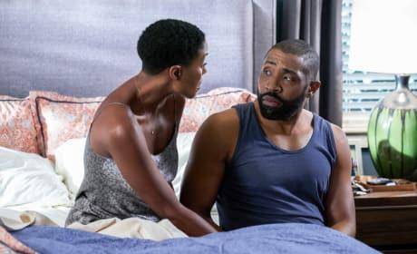 Mr. and Mrs. Pierce - Black Lightning Season 2 Episode 4
