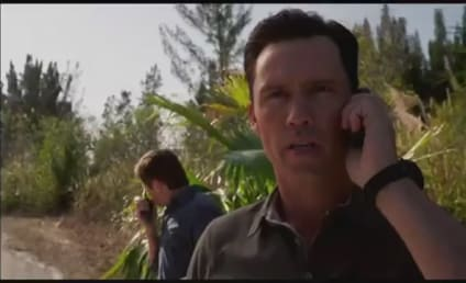 Burn Notice Season Five Sneak Peek: Welcome, Grant Show!