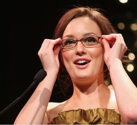 Leighton in Glasses