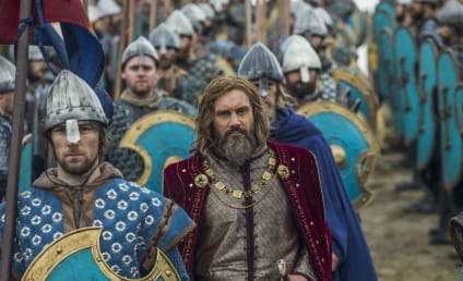 Vikings Photo Preview: Rollo's Back!