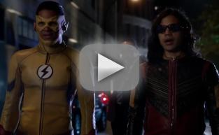 The Flash Season 4: FIRST LOOK!