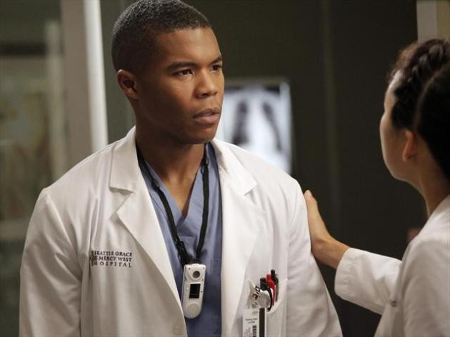 Shane on Grey's Anatomy