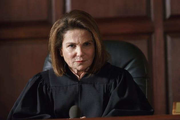 Judge Danielle Melnick - Chicago Justice Season 1 Episode 1