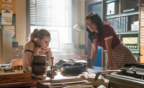 Journey To The Past - Riverdale Season 3 Episode 4