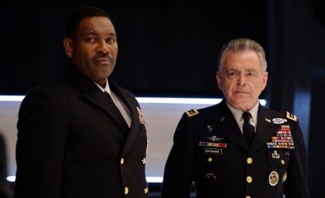 Partners in War - Designated Survivor Season 1 Episode 4