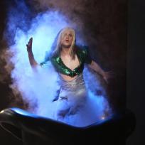 Blaine as Gaga