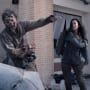 Take THAT, Walker! - Fear the Walking Dead Season 4 Episode 13