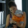 Angela and Baby Michael