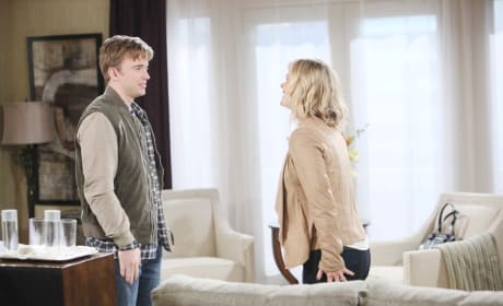 Giving Sami a Chance - Days of Our Lives