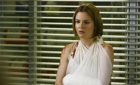Shannon Lucio on Grey's Anatomy