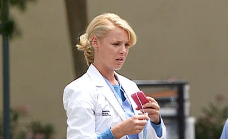 The Hot Doctor Is In