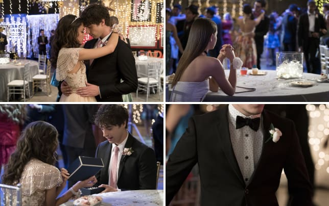 Slow dancing the fosters s5e9