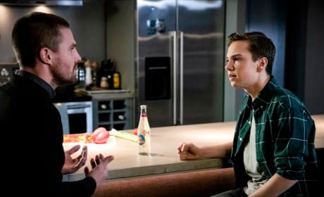 William  - Arrow Season 7 Episode 13
