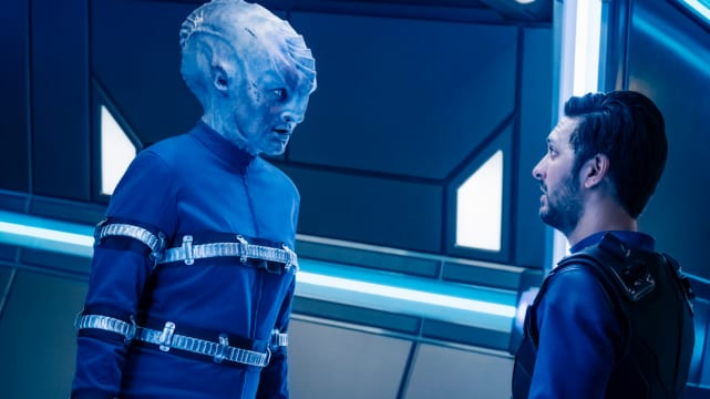A Far Out Theory is True - Star Trek: Discovery