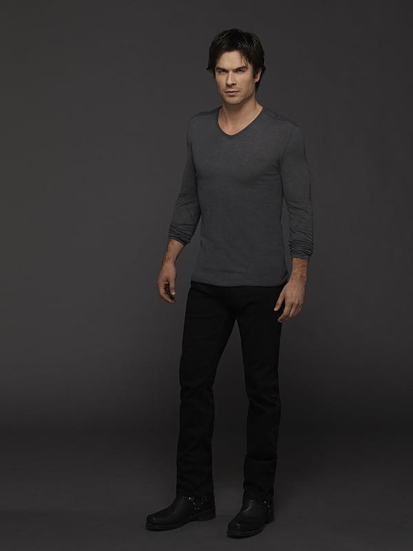 Ian Somerhalder Promo Image - The Vampire Diaries