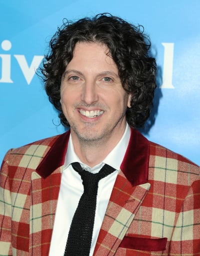 Mark Schwahn Attends TCA