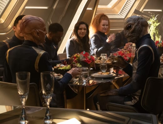 Star Trek Discovery Season 3 Episode 4 Review Forget Me Not Tv Fanatic
