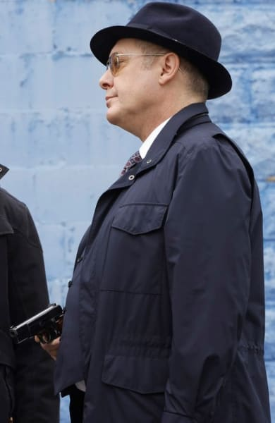A Specialized Enforcer -- Tall - The Blacklist Season 8 Episode 19
