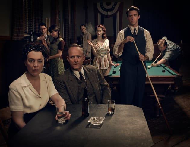 Manhattan Season 2 Cast